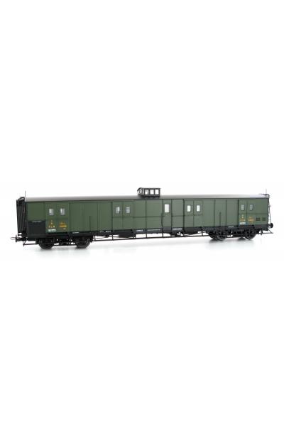 Ree VB-357 Вагон багажный N°24559 PLM Epoche II 1/87