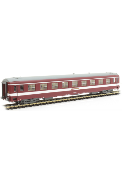 Ree VB120 Вагон пассажирский UIC A9 Le Capitole 51 87 19-90 352-9 SNCF Epoche IV 1/87