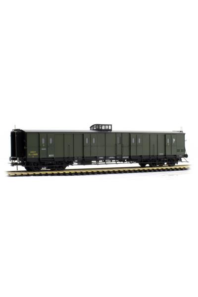 Ree VB-347 Вагон багажный SNCF Epoche III 1/87