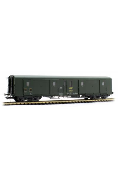 Ree VB-355 Вагон багажный SNCF Epoche IV 1/87