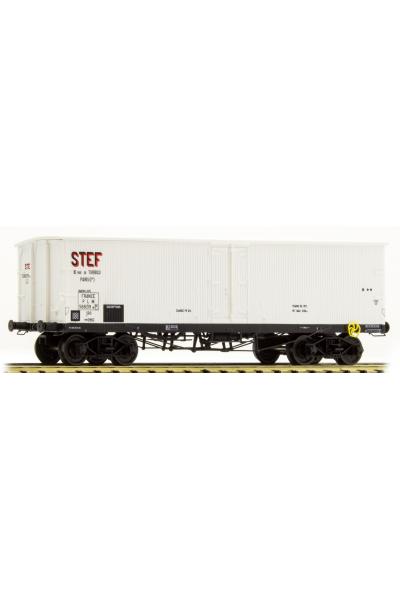 Ree WB532 Вагон TP STEF PLM Epoche II 1/87