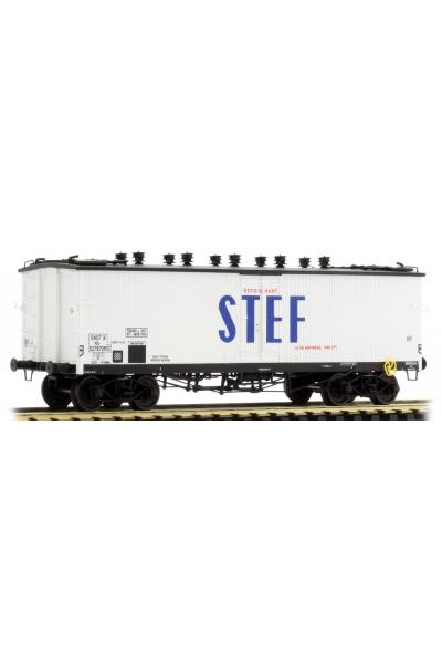 Ree WB538 Вагон Bauart TP STEF SNCF Epoche III 1/87