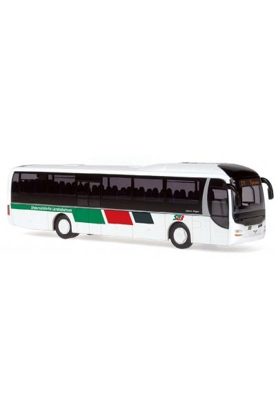 Rietze 65827 Автобус MAN Lion's Regio SLB Steiermarkische Landesbahnen Graz Osterreich 1/87