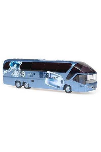 Rietze 66723 Автомобиль Neoplan Starliner 2 Heggli Kriens 1/87