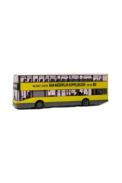 Rietze 67526 Автобус MAN DN95 BVG Erster NF 1/87