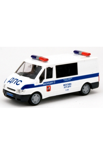 Rietze 1-15 Форд ТРАНЗИТ ДПС 1-15 Эпоха V-VI 1/87