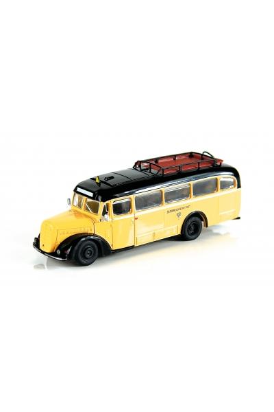 Roco 05380 Автобус OAF 5 DN-120 Osterreichischen Post Epoche III 1/87
