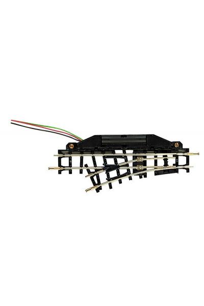 Roco 32401 Стрелка левая 24гр с электроприводом