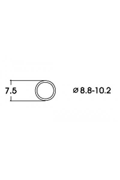 Roco 40073 Бандажи для колёс 8,8–10,2mm 10шт 1/87