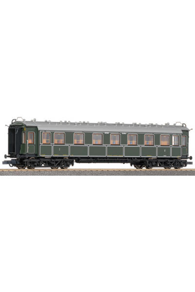Roco 45580 Вагон пассажирский 1/2кл K.Bay.Sts.B. Epoche I 1/87