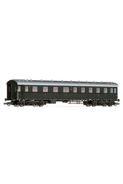 Roco 45684 Вагон пассажирский ABC4u-29 23 501 DRG Epoche II 1/87