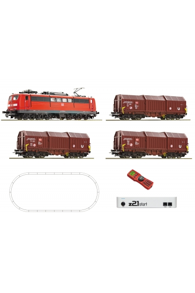 Roco 51293 Цифровой стартовый набор z21 BR 151 DB AG Epoche VI 1/87 RO
