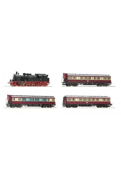 Roco 61477 Набор 78.0–5+3 вагона DRG Epoche II 1/87
