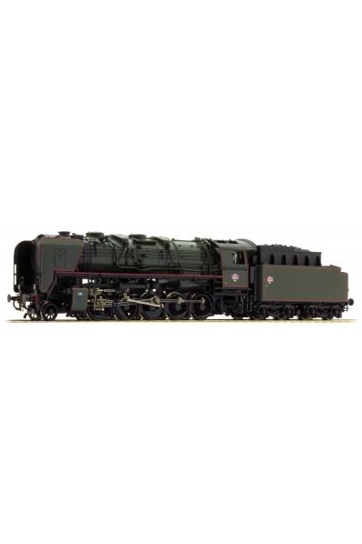 Roco 62148 Паровоз 150X35 SNCF Epoche III 1/87 RO