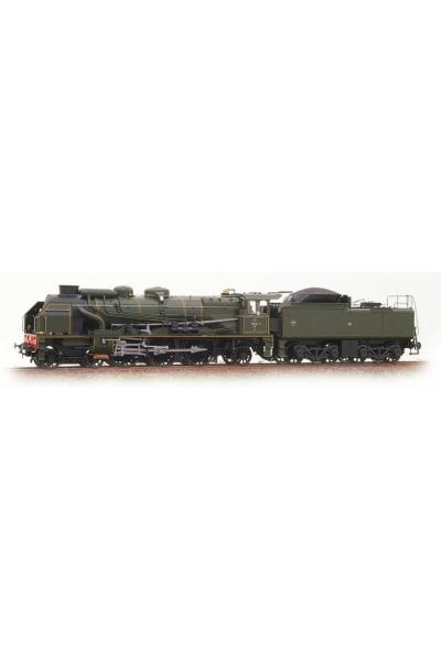 Roco 62309 Паровоз 231.E.30 SNCF Epoche III 1/87