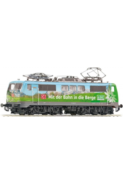 """Roco 62394 Электровоз 111 039-4 """"Mit der Bahn in die Berge"""" DB AG Epoche V 1/87"""