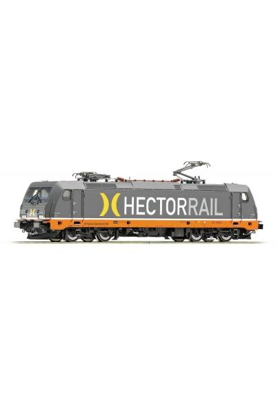 Roco 62507 Электровоз 241 004 HECTORRAIL SJ Epoche V 1/87