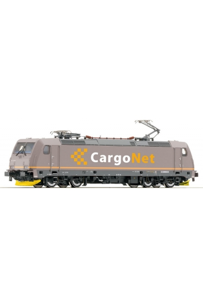 Roco 62654 ЭлектровозTyp El 19 CargoNe  (185.2 DB AG) NSB Epoche V 1/87