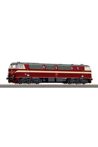 Roco 62710 Тепловоз MZ 1402 DSB Epoche IV 1/87