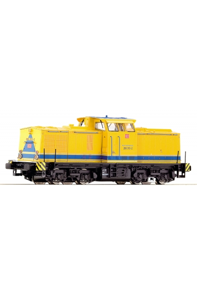 Roco 62945 Тепловоз 203 313-2 DB AG Epoche V 1/87