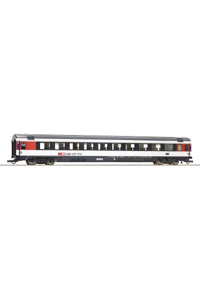 Roco 64400 Вагон пассажирский EC 2кл 6185 20-90 320-3 SBB Epoche VI 1/87