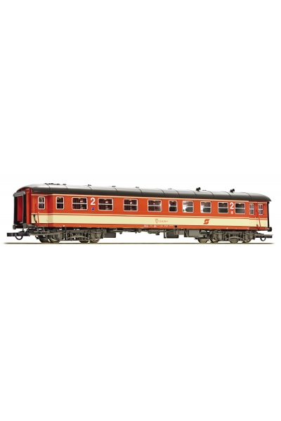 Roco 64655 Вагон пассажирский Abp OBB Epoche IV-V 1/87 RO