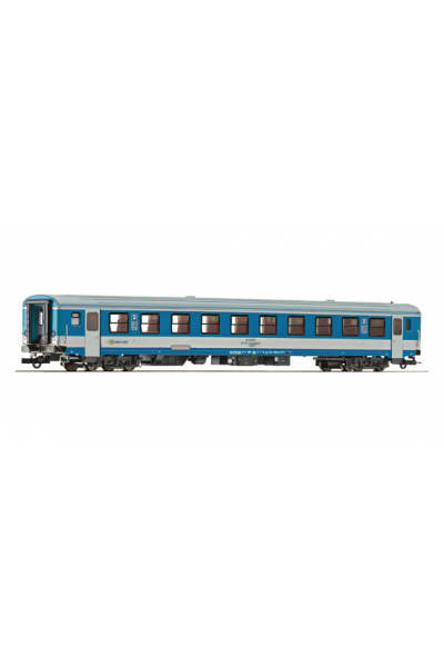 Roco 64659 Вагон пассажирский Bpmee 2 класс MAV Epoche VI 1/87 RO
