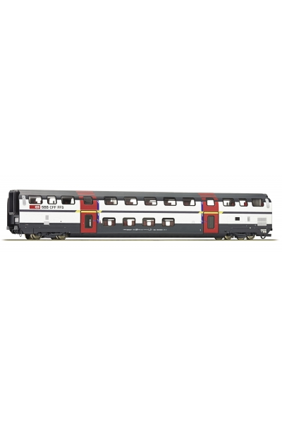Roco 64850 Вагон пассажирский Typ A IC 2000 SBB/CFF/FFS Epoche V-VI 1/87 RO