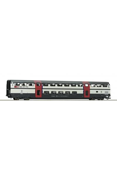 Roco 64851 Пассажирский вагон Typ B IC 2000 SBB Epoche V-VI 1/87 RO