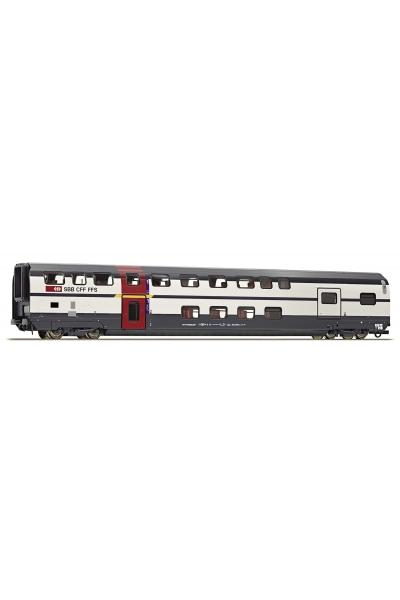 Roco 64853 Пассажирский вагон Typ AD IC 2000 SBB Epoche V-VI 1/87 RO