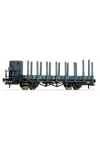 Roco 66349 Вагон платформа Pdkh 31 PKP Epoche III 1/87