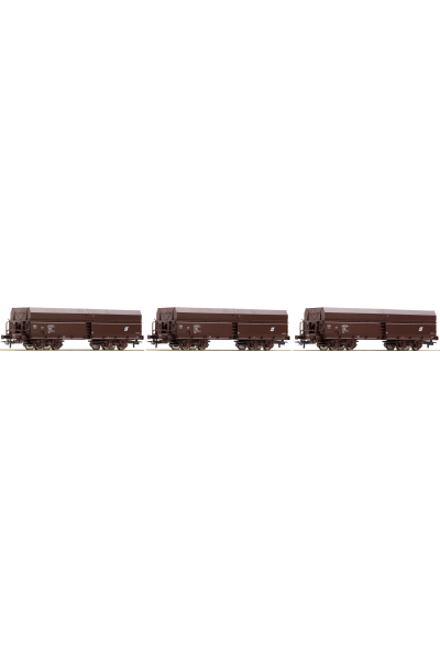 Roco 67177 Набор вагонов Fals-z OBB Epoche IV 1/87 VN
