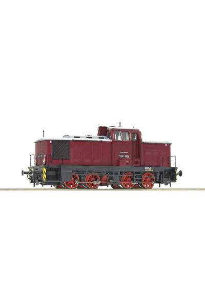Roco 70261 Тепловоз V60 1022 DR ЗВУК DCC  Epoche III 1/87