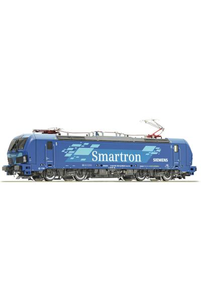Roco 71937 Электровоз 192 002 Smartron Siemens Privat Epoche VI 1/87