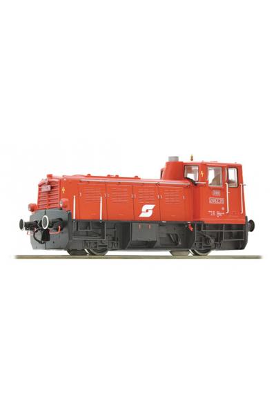 Roco 72001 Тепловоз Reihe 2062 OBB ЗВУК DCC Epoche IV 1/87