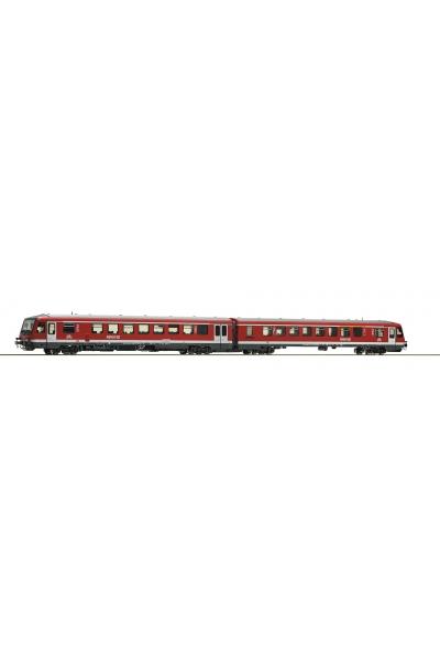 Roco 72072 Дизельпоезд 628.4 DB AG Epoche VI 1/87