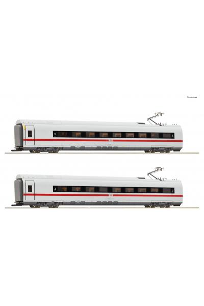 Roco 72097 Набор вагонов ICE-Triebzug 407 DB AG Epocha VI 1/87