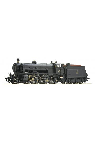 Roco 72108 Паровоз Reihe 209 BBO Epoche II 1/87