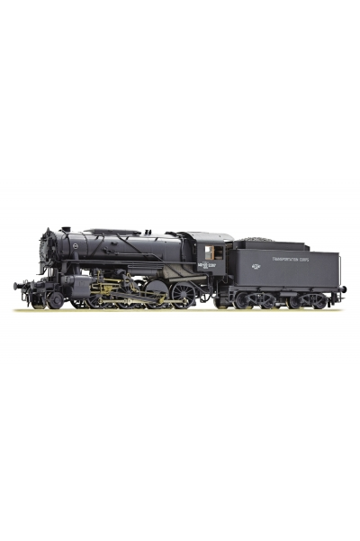Roco 72163 Паровоз S160U SNCF Звук DCC Epoche III 1/87