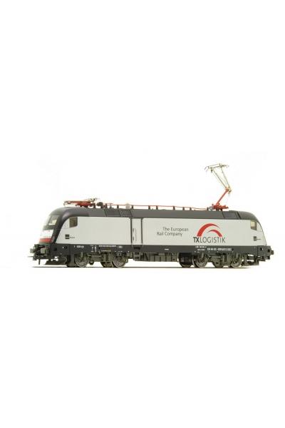 Roco 72448 Электровоз ES64U2 MRCE TX-Log Epoche VI 1/87