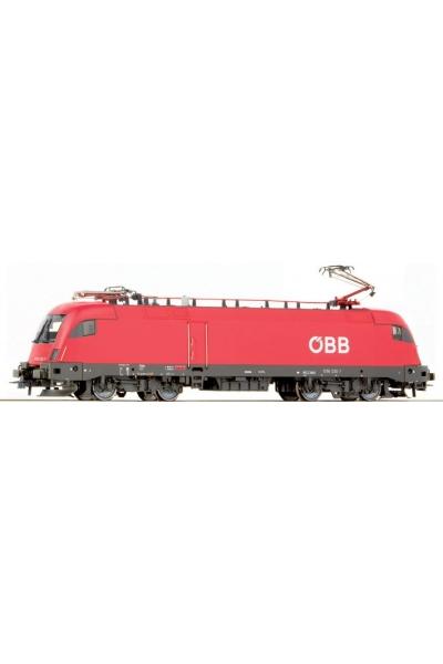Roco 72454 Электровоз Rh 1016 030-7 OBB Epoche V-VI 1/87