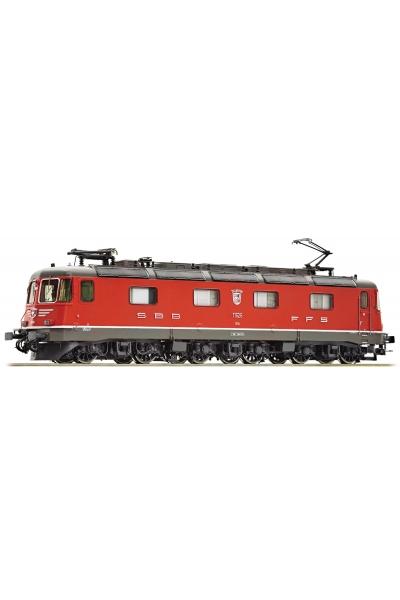 Roco 72601 Электровоз Re 6/6 11626 Schnauz SBB ЗВУК DCC Epoche V 1/87 RO