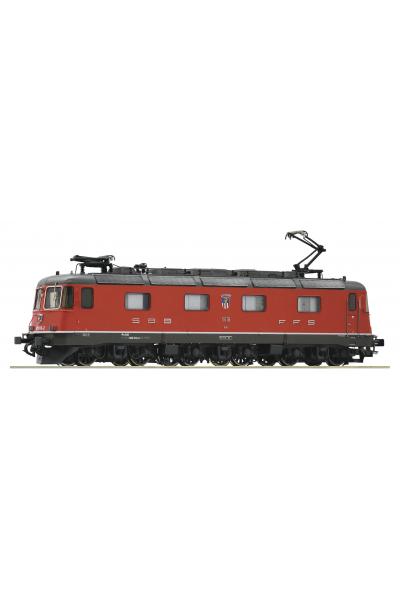 Roco 72603 Электровоз Re 620 018 SBB Звук DCC Epoche VI 1/87