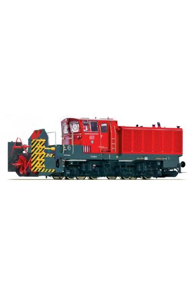 Roco 72802 Снегоочиститель 716 DB AG Epoche VI 1/87
