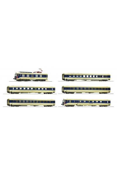 Roco 73056 Электропоезд Rh 4010.04 OBB  Epoche IV 1/87