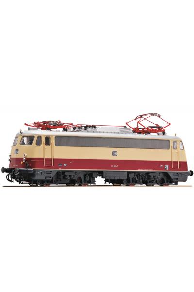 Roco 73077 Электровоз 112 309-0 TEE DB ЗВУК DCC Epoche IV 1/87 VN