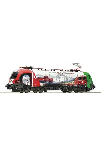 Roco 73240 Электровоз 1116 159 150-лет Brennerbahn ЗВУК DCC OBB Epoche VI 1/87 RO