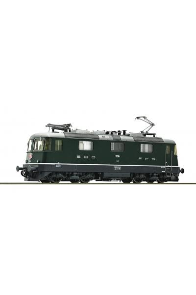 Roco 73255 Электровоз Re 4/4 II SBB ЗВУК DCC Epoche IV 1/87