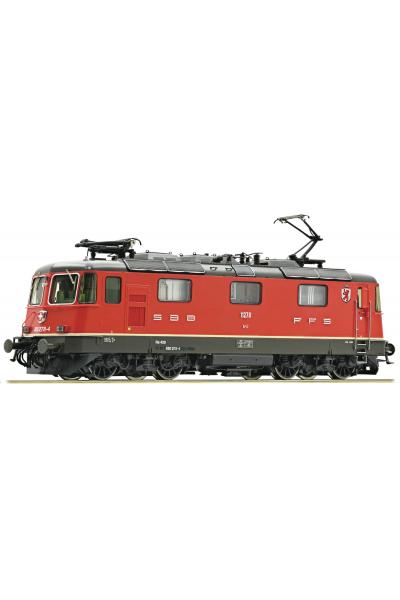 Roco 73259 Электровоз 420 278-4 SBB ЗВУК DCC Epoche VI 1/87 RO