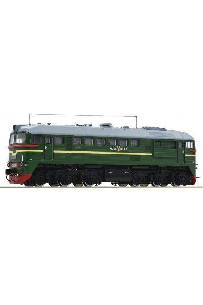 Roco 73800 Тепловоз М62 1616 СЖД эпоха IV 1/87